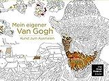 Mein eigener Van Gogh: Kunst zum Ausmalen