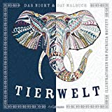 Night & Day-Malbuch: Tierwelt
