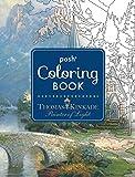 Kinkade, T: Posh Adult Coloring Book: Thomas Kinkade Designs (Posh Coloring Book, Band 14)