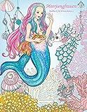 Meerjungfrauen-Malbuch für Erwachsene 1
