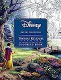 Disney dreams coll coloring book sc