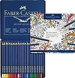 Faber-Castell FC114224 - Aquarell-Stifte Art Grip/114224 Inhalt 24 Etui