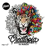 Creatopia: Ein Malbuch