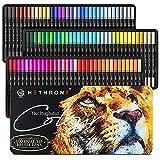 Hethrone Filzstifte Doppelseitig, Dual Brush Pen Set 100 Farben Brush Marker Pinselstifte Journal Zubehör Stifte für Handlettering Ausmalen Erwachsene