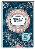 Mandala-Träume: Mandalas zum Ausmalen im Maxi-Format (Malprodukte für Erwachsene)