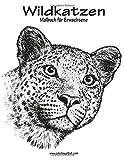 Wildkatzen-Malbuch für Erwachsene 1