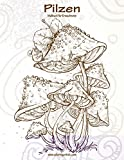 Malbuch mit Pilzen für Erwachsene 1
