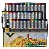GC 150-Buntstifte - Reflex zum Färben, Zeichnen, Schattieren und Skizzieren - Prämie Sanfte Berührung, 4 mm Blei, bruchsicher, mischbar, säurefrei, Malbücher GC-CP-150