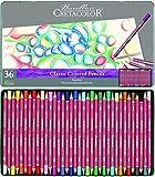 CRETACOLOR Karmina | Wasserfeste Künstlerstifte | 36 Farben