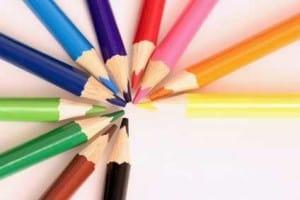 Buntstifte die erste Wahl für das meditative Kolorieren