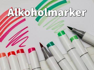 Alkoholmarker: Top Marker auf Alkoholbasis günstig kaufen