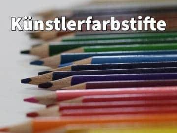 Künstlerfarbstifte: Beste Künstler Buntstifte günstig kaufen